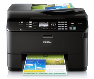Epson WorkForce Pro WP-4530 Printer Driver