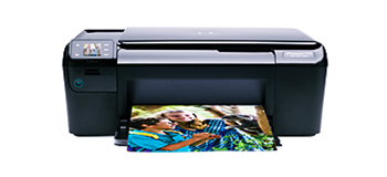 HP Photosmart C4683 Driver Download