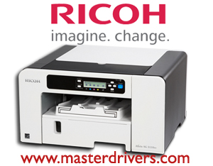 Ricoh SP 111 Driver Download
